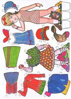 muñecas recortables - Carmen m. p, - Picasa Albums Web