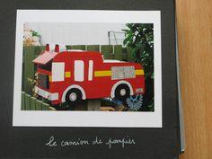 boite aux lettres-camion de pompier-Carnet de voyage :  Photo de Nouvelle Zelande et Australie