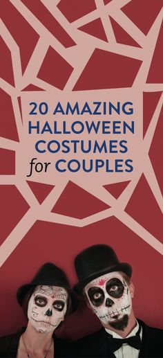 20 Amazing Halloween Costumes For Couples