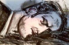painting, Wayward Pines, Matt Dillon