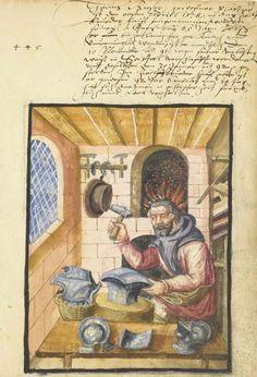 Hanns Kieser, 1592, Stadtbibliothek Nuremberg Mendell II.