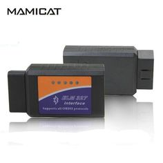 2017 Vgate ELM327 Bluetooth Scanner V2.1 ELM 327 OBD2 Code Reader Support 7 OBDII Protocols Vgtae OBD Car Diagnostic Scan Tool #Affiliate