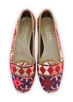 3eca42a9785 Women s Kilim Loafers - Size 40 4 Inch Heels