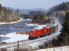 The Most Beautiful Pictures Of Canadian Pacific Railway  (8)