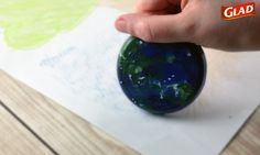 Reduce, Reuse, Recycle for EarthMonth - Read More at Relish.com. PLUS learn how to make this adorable Earth crayon!