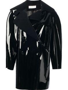 WANDA NYLON `Pauline` Shiny Coat #farfetch