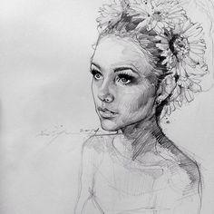 Alvin Chong #Art #Sketch #AlvinChong