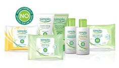 Simple, the sensitive skin experts, offers a full range of facial skincare products including moisturizers, cleansers, wipes and eye care.