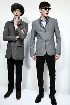 60 S Fashion for Men | ... Article: Read it by clicking Bespoken men's Autumn / Fall 2010