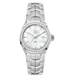 TAG Heuer : Nouvelle Link Lady.