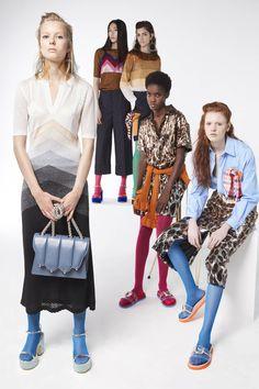 Marco de Vincenzo Resort 2018 Fashion Show Collection