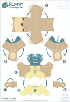 Blog_Paper_Toy_papertoy_Rommy_teebear_prev