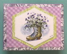 Ai Shoes, Art Impressions, Card Ideas, Stamps, Watercolor, Colour, Cards, Decor, Seals
