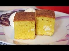 Proja sa sirom - Cornbread with cheese - YouTube