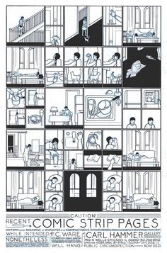 #ChrisWare  #Comic strip pages
