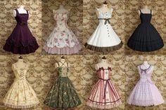 Платья в стиле шебби-шик модели
