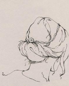 Emma Leonard -'Prufrock 1', personal work 2011