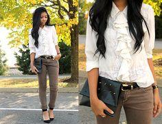 Looking Like Fall (by Sharena C.) http://lookbook.nu/look/4135046-Looking-Like-Fall