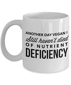 Another Day Vegan Still Haven't Died Of Nutrient Deficien... https://www.amazon.com/dp/B01NAJUNIL/ref=cm_sw_r_pi_dp_x_2905ybJH0M027