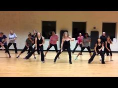 Dance Fitness: One More Night by Maroon 5 - YouTube