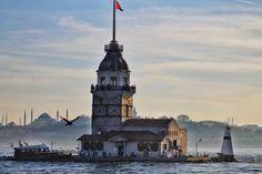 Maiden's Tower / Istanbul - Turkey