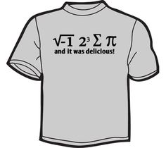 NoiseBot.com Funny T-Shirts - I Ate Some Pie, And It Was Delicious T-Shirt, Hoodie, or Tote Bag