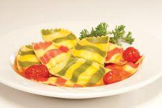 East Side Marios :Four Cheese Ravioli