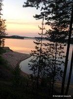 Municipality of Kemijärvi in Finnish Lapland. Lappland, Celestial, Sunset, Film, Nature, Outdoor, Movie, Outdoors, Naturaleza