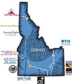Idaho State Campus Map.19 Best Idaho State University Campus Images Idaho State