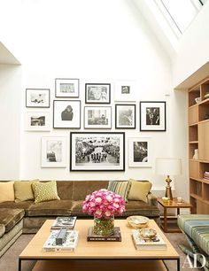 A Modern Manhattan Home for a Hollywood Power Couple | Architectural Digest