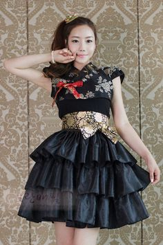 Cute Fusion Hanbok