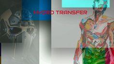 Jakarta Hydro transfer  Digital painting jakarata