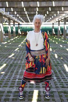 Mulheres que provam que estilo não tem idade