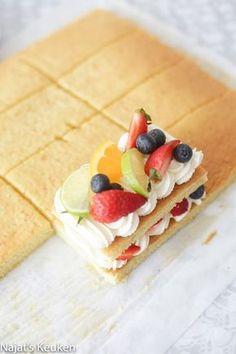 Naked Fruit Taartjes | Kookmutsjes