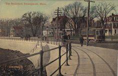 Swampscott. Boulevard.