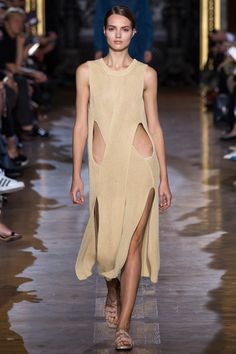 Don't miss the Stella McCartney Spring 2015 runway.