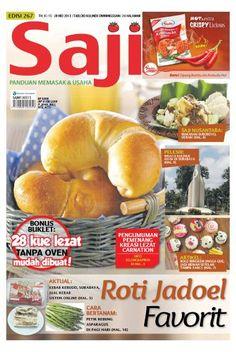 Saji / ED 267 2013 dibahas mengenai roti-roti Jadul/Kuno. Roti kuno ...