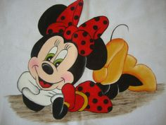 Cute Minnie.
