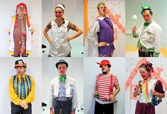 Clown doctors bring levity to serious situations - Photos