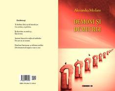 """Volumul liric """"Demoni și demiurgi"""" poate fi achiziționat și de aici!"""