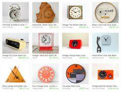 clockwork orange Clocks Quotes, Vintage Alarm Clocks, Make A Wish, How To Make, White Clocks, 70s Kitchen, Monochrom, Flip Clock, Vintage 70s