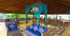 Boutique Hotel Villa Borobudur, Java, Indonesia.