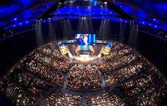 Lakewood Church Houston TX Pastor Joel Osteen