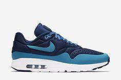 2e62d10daa Nike Air Max 1 Ultra SE Men's Shoe: Coastal Blue/Coastal Blue/White/Star  Blue