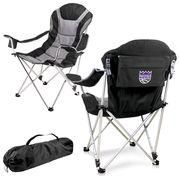 #NBAStore.com - #NBAStore.com Sacramento Kings Black Reclining Camp Chair - AdoreWe.com