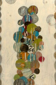 """Ball Stack 1"" by Judy Paul 