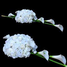 Funeral Flowers, Arte Floral, Ikebana, Event Decor, Wedding Bouquets, Flower Arrangements, Floral Design, Decoration, Creative