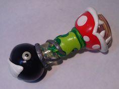 ChainChomp Piranha Plant Pipe - Nintendo Pipe - Jimwillie Miniatures on Etsy, $149.99