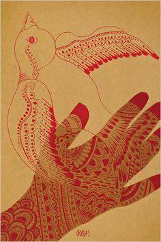 Ken Orvidas-Artist