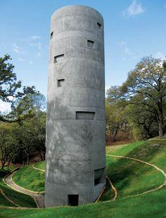 Ann Hamilton Tower / Jensen Architects/ Jensen & Macy Architects